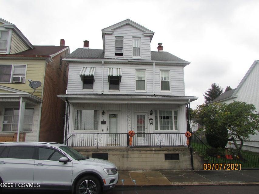 650 PINE Street, Kulpmont, PA 17834