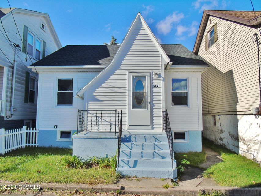 519 E MELROSE Street, Marion Heights, PA 17832