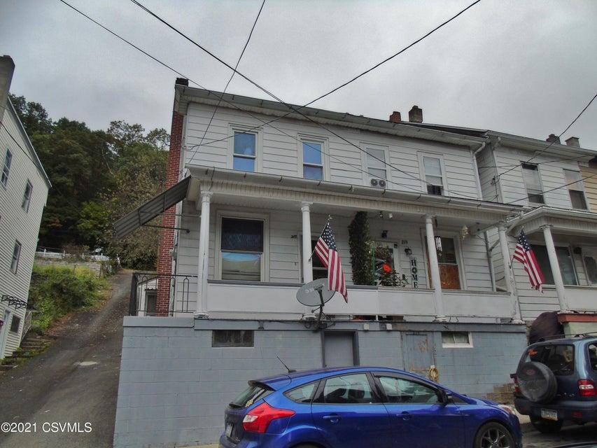 217 E CAMERON Street, Shamokin, PA 17872