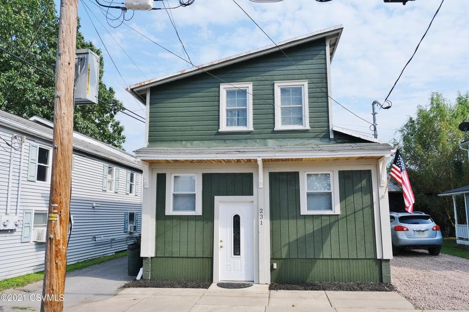 231 CHERRY Street, Milton, PA 17847