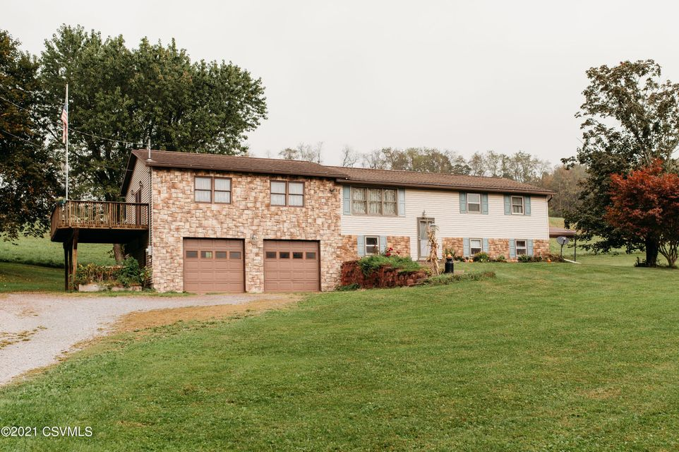 445 WINDING Road, Orangeville, PA 17859