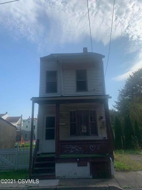 127 S ROCK Street, Shamokin, PA 17872
