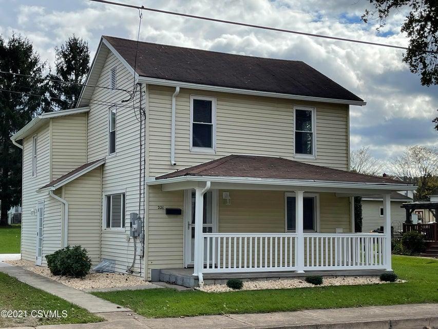 221 E 9TH Street, Bloomsburg, PA 17815