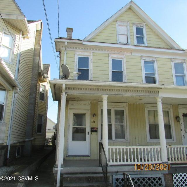 126 CATAWISSA Avenue, Sunbury, PA 17801