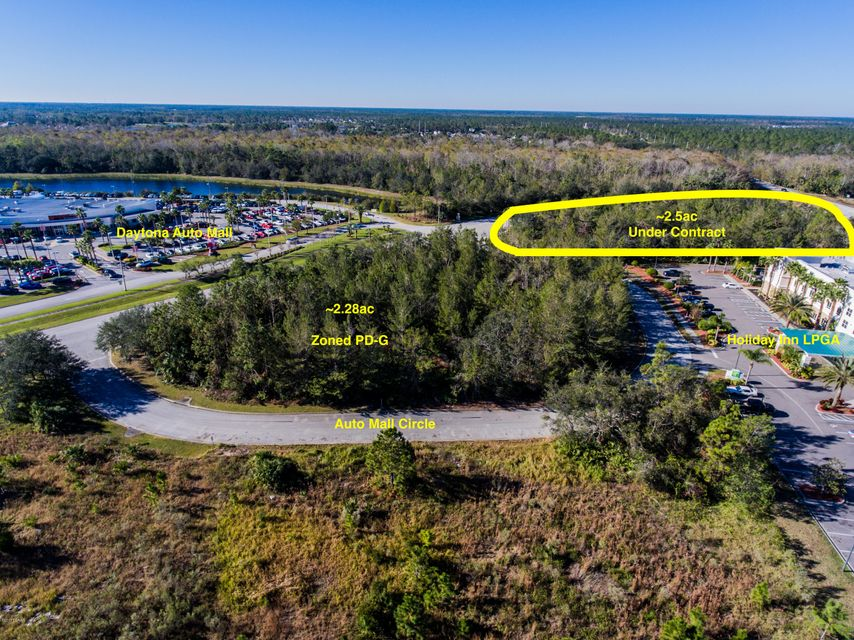 Daytona Auto Mall >> Land For Sale In Daytona Beach Florida 1036872