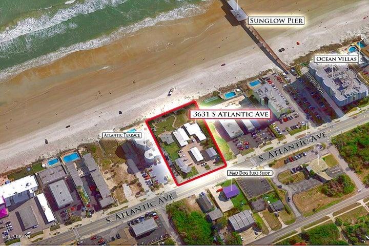 3631 S Atlantic Avenue, Daytona Beach Shores, FL 32118