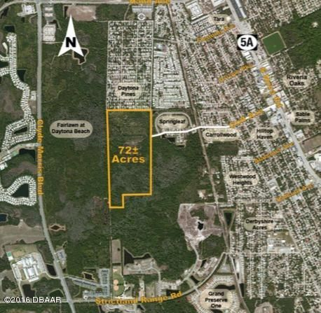 0 Golf, Ormond Beach, FL 32174
