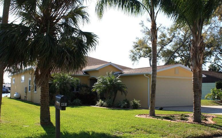 473 Palm Avenue, Ormond Beach, FL 32174