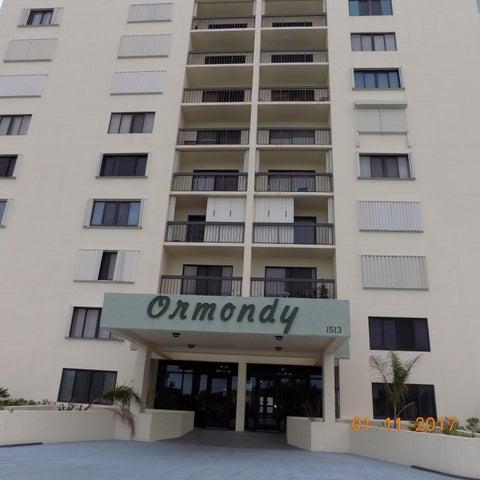 1513 Oceam Shore Boulevard, 8E, Ormond Beach, FL 32176