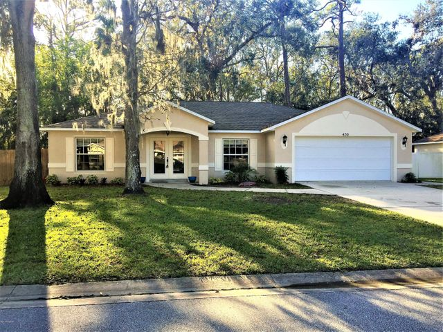 450 Harbour Lights Drive, Ormond Beach, FL 32174