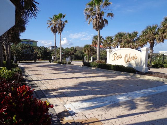 Ponce Inlet Gated Community