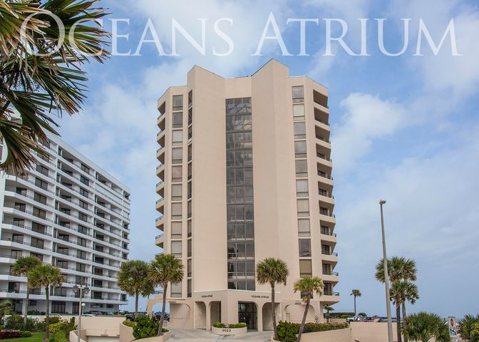 3023 S Atlantic Avenue, 301, Daytona Beach Shores, FL 32118