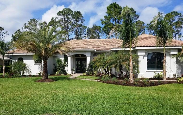 Fresh exterior paint and gorgeous landscape