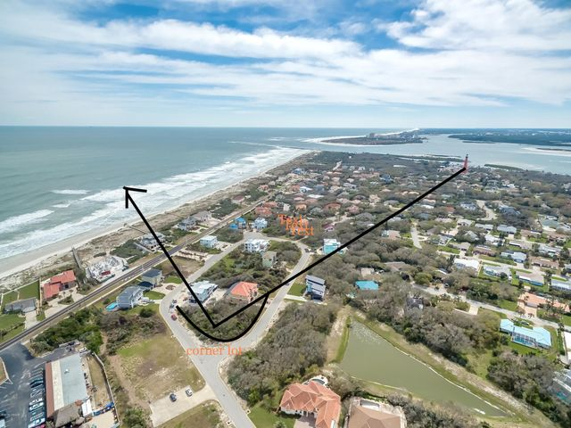 Lighthouse and Ocean Views. Large corner lot
