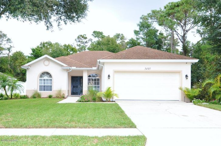 5495 Ward Lake Drive, Port Orange, FL 32128