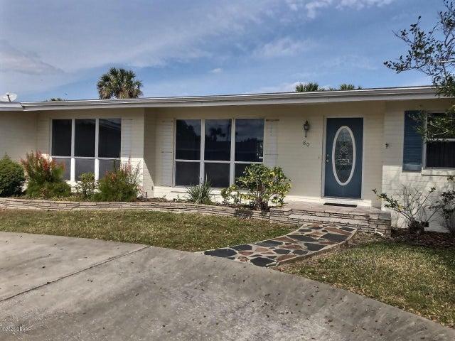 80 Country Club Drive, Ormond Beach, FL 32176