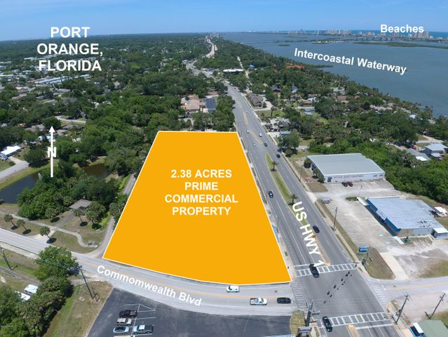 5236 S Ridgewood Avenue, Port Orange, FL 32127