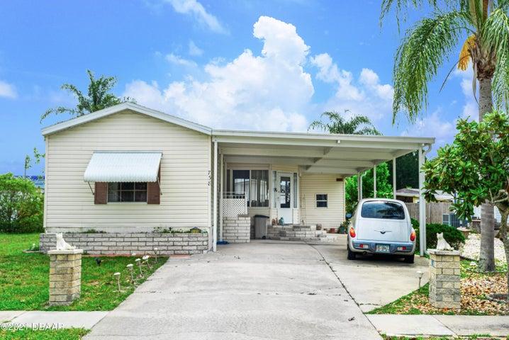 738 Greenfield Drive, Port Orange, FL 32129
