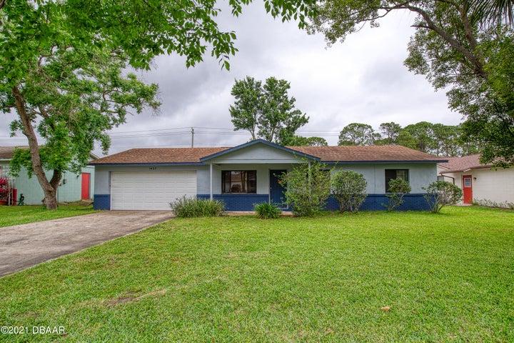 1427 N Dexter Drive, Port Orange, FL 32129