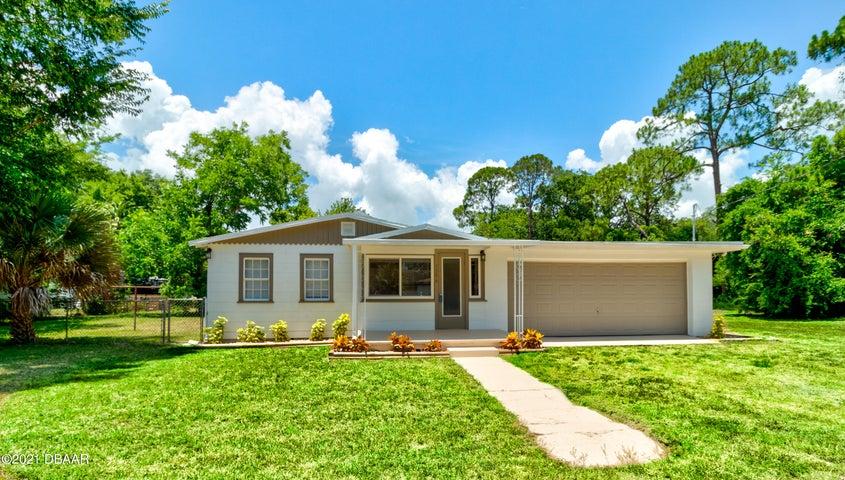 1596 Montgomery Avenue, Holly Hill, FL 32117