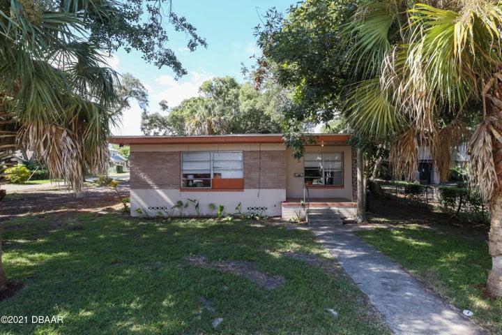 606 Tanglewood Street, Daytona Beach, FL 32114