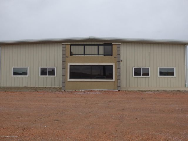70x200 Shop with Offices, Conference Room, Balcony & More. Property also has a 60 x 120 Shop!