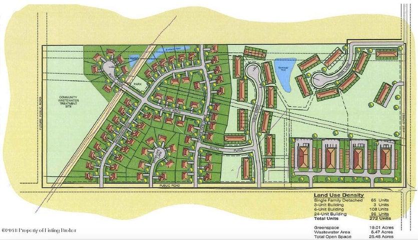 Antelope Hills Subdivision, Alexander, ND 58831