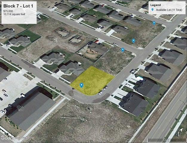 Block 7 - Lot 1 Harvest Hills, Williston, ND 58801