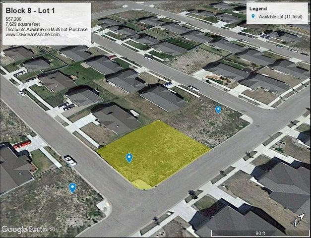 Block 8 - Lot 1 Harvest Hills, Williston, ND 58801