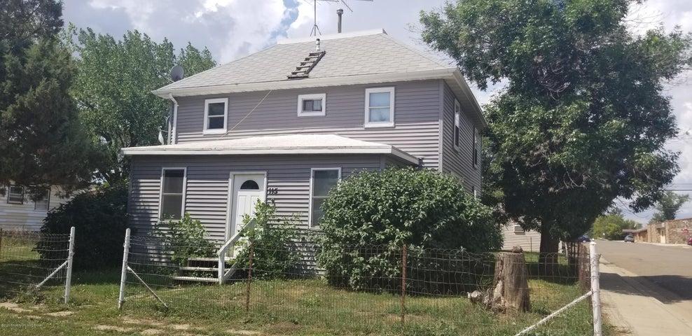 115 2nd Street NE, Belfield, ND 58622