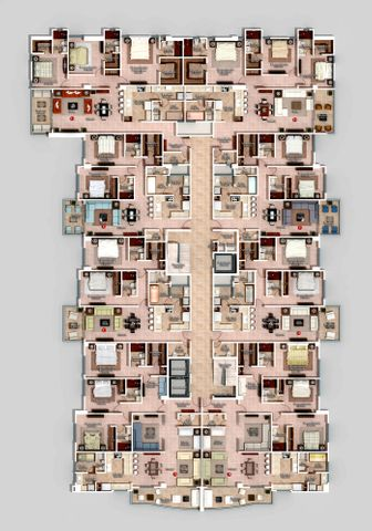 Apartamento Santo Domingo>Distrito Nacional>Naco - Venta:285.000 Dolares - codigo: 16-340