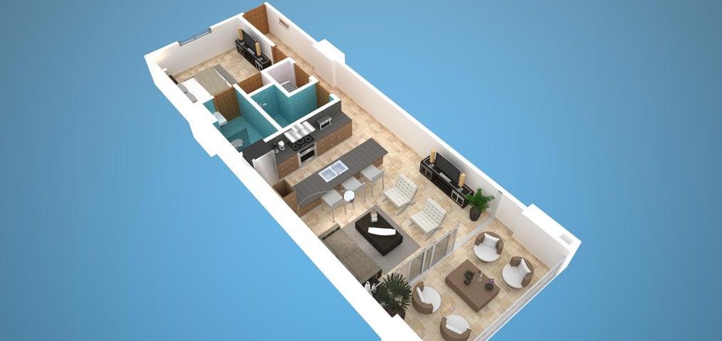 Apartamento San Pedro de Macoris>San Pedro de Macoris>Juan Dolio - Venta:184.000 Dolares - codigo: 16-345