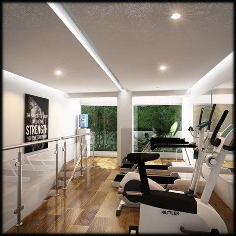 Apartamento Distrito Nacional>Santo Domingo>Mirador Norte - Venta:160.500 Dolares - codigo: 16-430