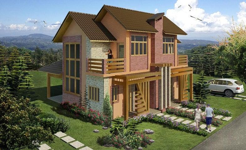 Townhouse La Vega>Jarabacoa>Buena Vista - Venta:78.500 Dolares - codigo: 15-424