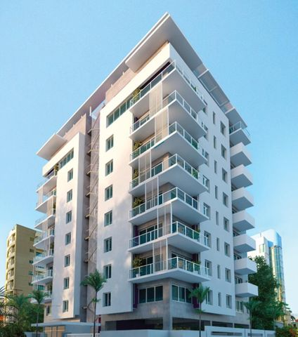 Apartamento Santo Domingo>Distrito Nacional>Evaristo Morales - Venta:216.700 Dolares - codigo: 16-507