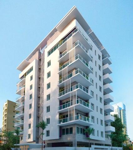 Apartamento Santo Domingo>Distrito Nacional>Evaristo Morales - Venta:495.000 Dolares - codigo: 16-508