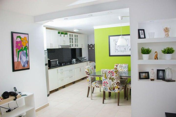 Apartamento Santo Domingo>Santo Domingo Norte>Cd Modelo Mirador Norte - Venta:75.000 Dolares - codigo: 17-16
