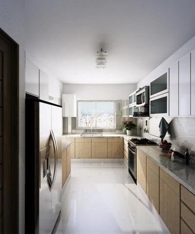 Apartamento Santo Domingo>Distrito Nacional>Piantini - Venta:313.790 Dolares - codigo: 17-57