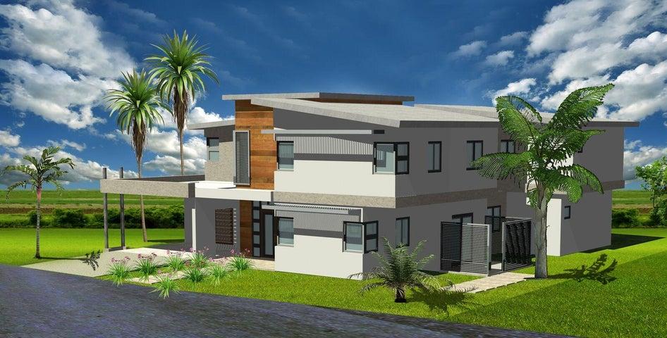Casa La Altagracia>Salvaleón de Higüey>Veron-Punta Cana - Venta:550.000 Dolares - codigo: 17-391