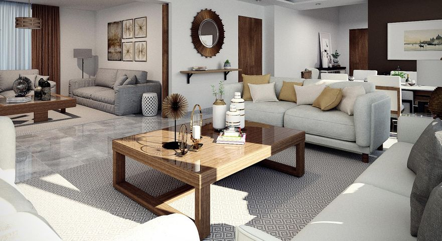 Apartamento Santo Domingo>Distrito Nacional>La Esperilla - Venta:410.000 Dolares - codigo: 17-409