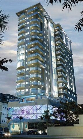 Apartamento Santo Domingo>Distrito Nacional>La Esperilla - Venta:157.000 Dolares - codigo: 17-417