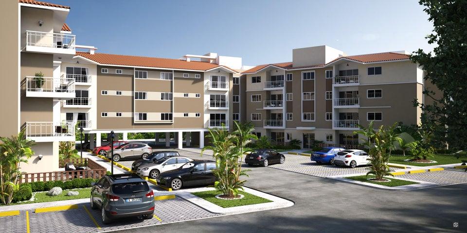 Apartamento Santo Domingo>Santo Domingo Oeste>Altagracia - Venta:4.950.000 Pesos - codigo: 17-439