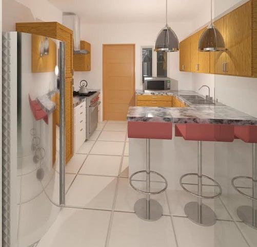 Apartamento Santo Domingo>Distrito Nacional>Evaristo Morales - Venta:176.000 Dolares - codigo: 17-606