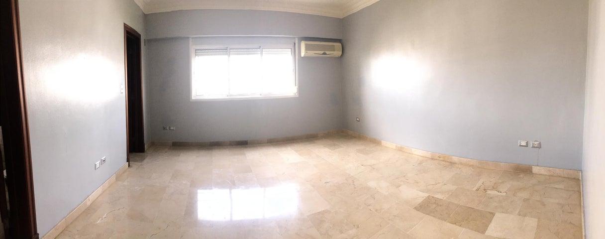 Apartamento Distrito Nacional>Santo Domingo>Esperilla - Alquiler:4.000 Dolares - codigo: 17-925