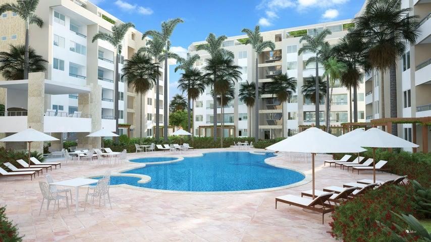 Apartamento San Pedro de Macoris>San Pedro de Macoris>Juan Dolio - Venta:69.560 Dolares - codigo: 17-953