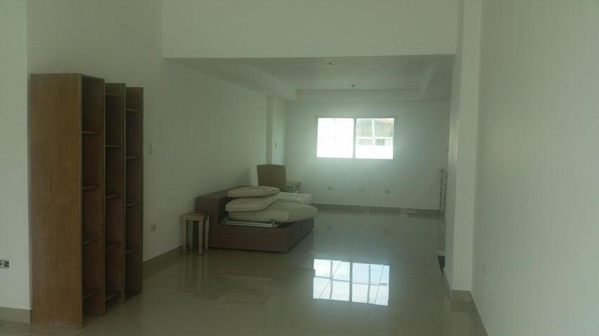 Apartamento Santo Domingo>Distrito Nacional>Paraiso - Alquiler:2.300 Dolares - codigo: 17-1051
