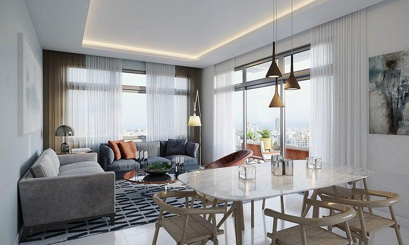 Apartamento Santo Domingo>Distrito Nacional>Naco - Venta:170.000 Dolares - codigo: 17-1096