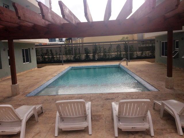 Apartamento Distrito Nacional>Santo Domingo>Esperilla - Alquiler:1.250 Dolares - codigo: 17-1153