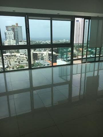 Apartamento Distrito Nacional>Santo Domingo>Los Cacicazgos - Venta:355.000 Dolares - codigo: 17-1216