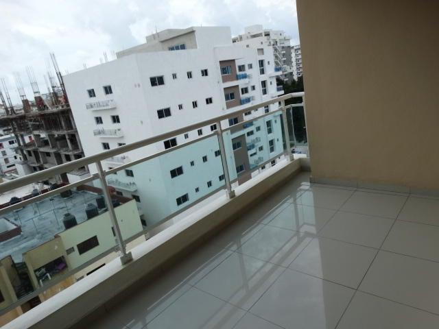Apartamento Santo Domingo>Distrito Nacional>Evaristo Morales - Venta:155.000 Dolares - codigo: 18-11